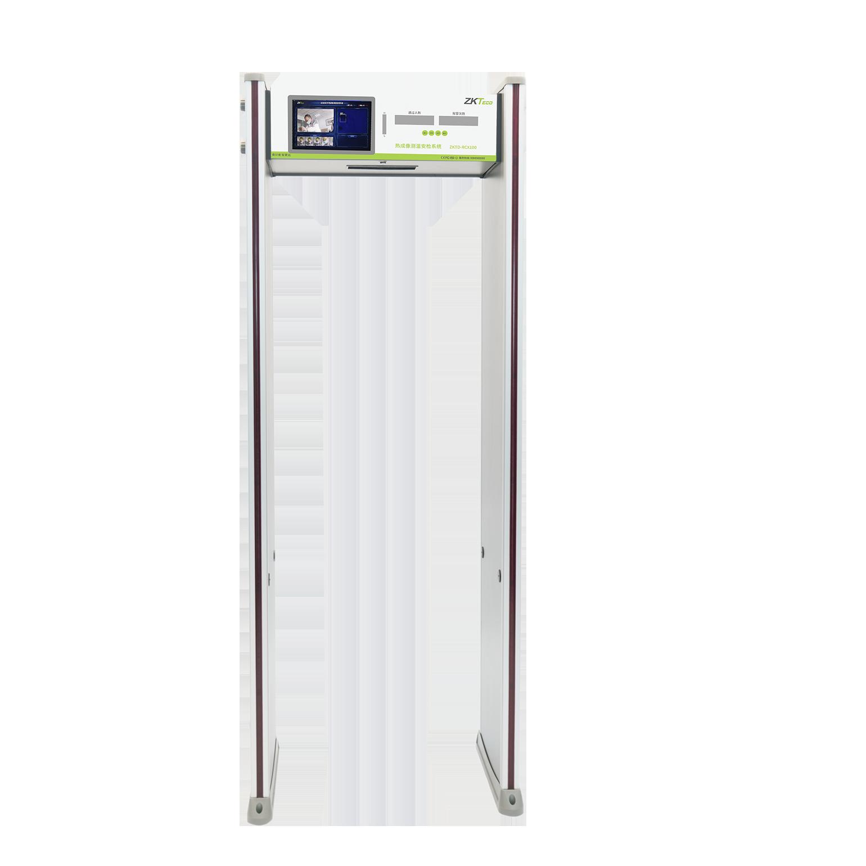 郑州熵基科技ZKTD-RCX100 热成像测温安检系统嵌入式10.1液晶显示屏 测温距离1.5m-3m