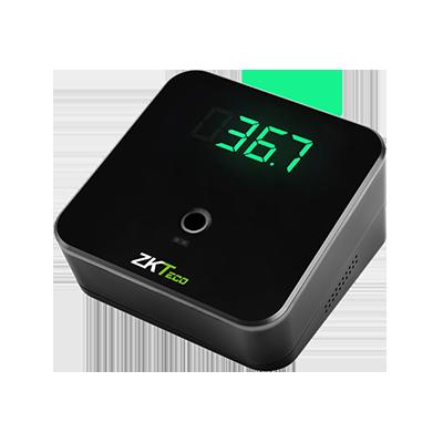 考勤门禁机非接触式电子测温模组TDM95E外接在考勤门禁机的USB口上