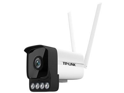 TP-LINK  TL-IPC544H-W4-W20 400万像素双天线300Mbps无线速率,信号更强,覆盖更广;外置4颗柔光灯,内置麦克风,支持远程拾音;支持人形识别算法,智能布防,主动防御;IP66防水防尘,满足室内室外各种应用场景;支持APP远程监控,NVR跨网段添加