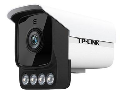 TP-LINK  TL-IPC536H-A4/A6 H.265 300万星光人员警戒网络摄像机,支持H.265+智能编码,每天只需9-11G;采用星光级传感器,低照下仍能呈现全彩画面;内置两颗高效红外灯、外置4颗警戒灯,支持日夜全彩;内置麦克风、扬声器,支持远场拾音;支持外接音频输出设备,报警输入、输出设备;支持智能事件人员识别算法,检测到可疑入侵人员,主动开启声光报警;支持NVR进项人员事件检索,快速查询到可疑人员录像;IP67级防尘防水;支持APP远程;支持跨网段添加;最大支持128G内存卡