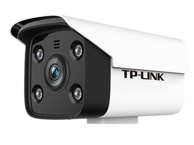 TP-LINK  TL-IPC544H-A4/A6 H.265 400万人员警戒网络摄像机,支持H.265+智能编码,每天只需9-11G;内置两颗高效红外灯、两颗报警灯,红外夜视距离50米;内置麦克风、扬声器,支持远场拾音;支持外接音频输出设备,报警输入、输出设备;支持智能事件人员识别算法,检测到可疑入侵人员,主动开启声光报警;支持NVR进项人员事件检索,快速查询到可疑人员录像;IP67级防尘防水;支持APP远程;支持跨网段添加;最大支持128G内存卡