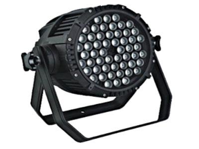 """美辉  54颗3W全彩防水帕灯MH-TX5403  """"输入电压:AC90-245V/50-60 Hz,                                                                                                                 功率:200W 光源:54颗3W  高亮度LED全彩 (红-54,绿-54,蓝-54 )"""