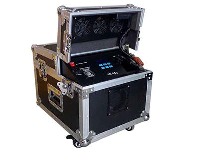 "美辉  薄雾机MH-ES650 ""电压:AC 220v-240v  50-60HZ 功率: 600W 邮箱体积:1.7L 重量:30KG 产品体积:46*32*30cm"""