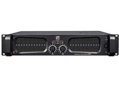 """锐丰 功率放大器G350 """"8Ω立体声功率:350W×2;                                                     4Ω立体声功率:480W×2;                                                                                                             8Ω桥接功率:960W×1 ;"""
