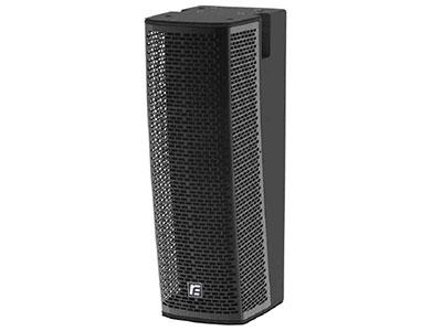 """锐丰 全频音箱L16-CJ """"系统类型:4x5寸(20个喇叭单元)同轴线阵弧形音柱;                 频率响应:100Hz-18KHz(±3dB)/80Hz-20KHz(-10 dB); 灵敏度:93dB; 标称阻抗:16Ω; 额定功率:250W;                          低音单元:4x5""""""""低音单元; 高音单元:16x1""""""""高音单元; 标称覆盖角(HxV):120°x20°; 最大声压级(连续/峰值):118dB/124dB;"""