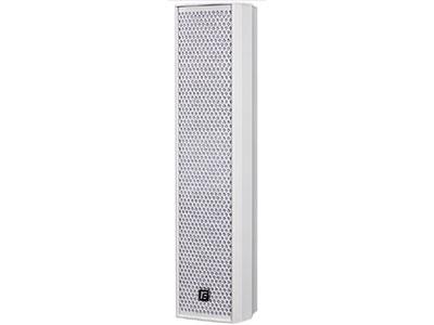 """锐丰  音箱堆叠架ML5H """"系统类型:4x4寸二分频扬声器;                频率响应:160Hz-19KHz(±2dB)/140Hz-20KHz(-10dB); 灵敏度:97dB; 标称阻抗:8Ω; 额定功率:190W;                          低频单元:4x4""""""""全频单元(1""""""""音圈);       高频单元:1x1.25"""""""",32mm压缩单元; 标称覆盖角(HxV):80°x40°; 最大声压级(连续/峰值):118dB/124dB;   连接件:2×NEUTRIK NL"""