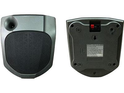 """TBT  KD-50430W """"喇叭单元:6.5寸+小高音 尺寸:260*225*105mm 定压输入:70-100v"""""""