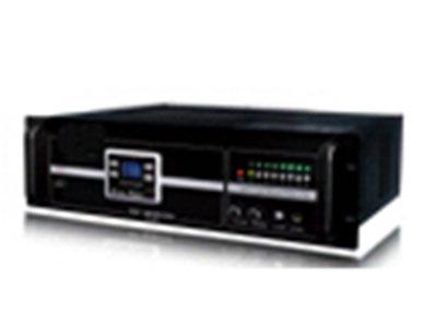 """TBT CS-F100A  """"◆型号:话筒输CS-F100A ◆类型:无线村村通预警广播发射主机 ◆功能:7位分区(单控或多控)话筒讲话;多种音频输入,一键紧急预警 ◆接口:USB,SD卡槽,DVD音频口;入口;FM广播 ◆应用:无线发射调频信号,点对点指定单个或多个收扩机进行广播以及预警"""