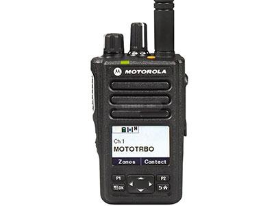 摩托罗拉  XIR E8268I 警用数字集群对讲机