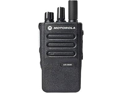 摩托罗拉 XIR E8608I  数字对讲机 大功率远距离对讲机