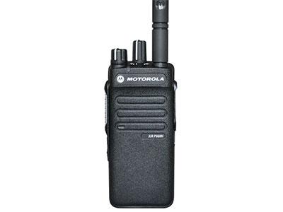 摩托罗拉 XIR P6600I防爆 数字防爆对讲机