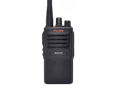 摩托罗拉EVX-C51便携式数字对讲机 大功率 抗震耐摔数字手台