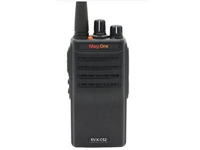 摩托罗拉EVX-C52铁路数字录音对讲机 250小时录音