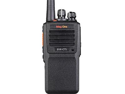 摩托罗拉EVX-C71 高级数字便携式对讲机