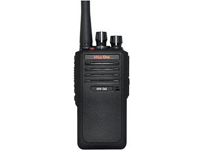 摩托罗拉EVX-Z62 对讲机 专业商用DMR数字手台 大容量