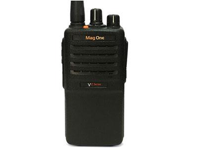摩托罗拉EVX-Z69 数字模拟兼容对讲机录音大功率