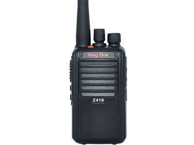 摩托罗拉Z418 数字对讲机