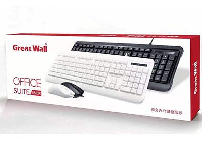长城 键盘