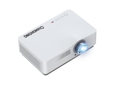 長虹 T1WU64智能工程激光投影機 分辨率  1920*1080(FHD) 5500lm 亮度