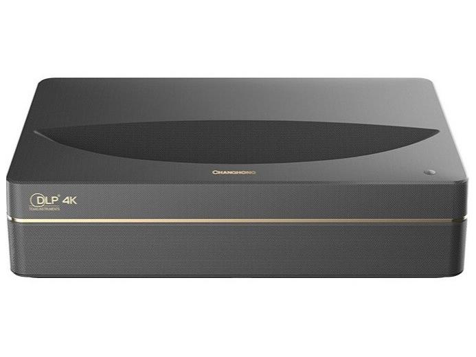 長虹 D6U/V8S  4K超高清超短焦智能激光影院電視