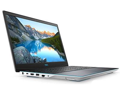 戴尔  G3-3590-1545W 白色 i5-9300H/8G/1T+128G/ GT1650 4G/WIN10 /15.6 非背光键盘 2年 上门硬件服务