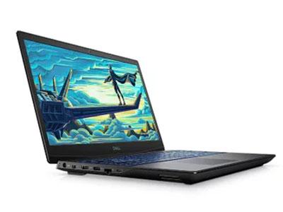 戴尔  G5-5500-2646B  I5-10200H/16G DDR4 2933/512固态/GTX1650TI 4G(G6) 15.6 72色域,300nits,蓝色背光键盘