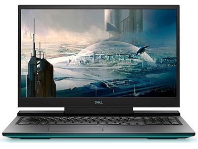 戴尔  G7-7700-R1863B I7-10750H/16G DDR4 2933(8GX2) 1T固态(PCIE CL40)/RTX2060 6G GD6/17.3 300HZ/WIFI6/300 nits WVA 防眩光6-CELL 97/240W/RGB键盘灯