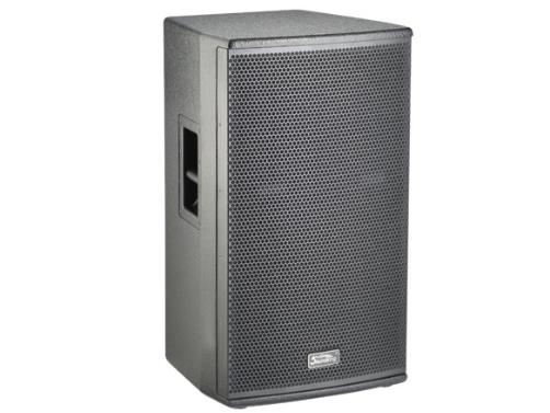 """音王 L12 12"""" 兩分頻全頻音箱  頻率響應    50Hz~20kHz(-10dB)     55Hz~18kHz(±3dB)  靈敏度(1W@1m)   94 dB   額定阻抗  8Ω     額定功率   500W(連續),2000W(峰值)     分頻點    1.4kHz     低音單元   中低音 / 100mm音圈   高音單元  鈦/peek復合膜 / 75mm音圈   覆蓋角(水平x垂直)    80°x60°    最大聲壓級(@1m)  )  127dB(峰值)     箱體尺寸(WxHxD"""