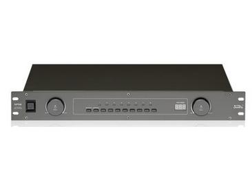 音王 SPS8 時序電源 輸出電流 16A  控制電源 8路  延遲時間(每路電源) 1秒  照明功率 2×1.2W  尺寸(長x寬x高) 483x265x66(mm) 重量 4.8kg