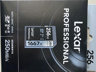 雷克沙 1667X 250M/S MLC颗粒 双排金手指 64G 128G 256G