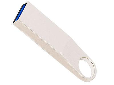 勤茂 X3 纯金属 钥匙扣防丢 USB3.0 32G 64G 128G