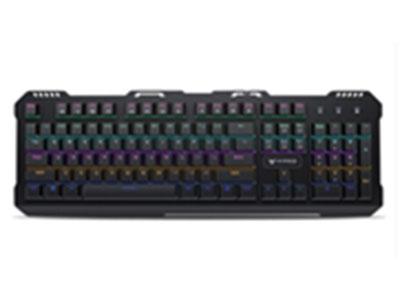 雷柏 V560 机械键盘 专业机械游戏键盘