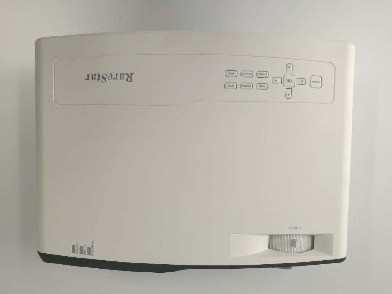 瑞事達 RS-380W 短焦激光投影機 3800流明 分辨率1280*800 100000:1對比度