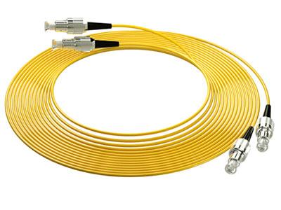 烽火 FC-FC-2M 光纤跳线 电信级单模双芯2米光纤熔接收发器尾纤