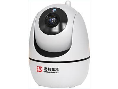 HB-10T1003  汉邦300万无线插卡警戒摇头机