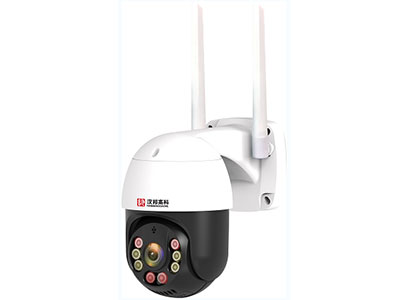 HB-IPC0103 汉邦2寸300万双光警戒球机