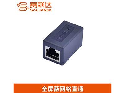 赛联达  PW-22090全屏幕 标准RJ45网络直通,镀金端口,支持8P