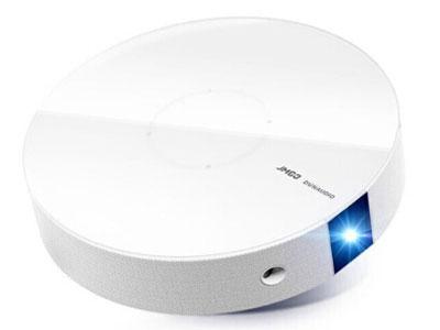 堅果G9 投影儀家用 投影機 智能家庭影院 投影電視(無感對焦 全自動梯形校正 丹拿調音 1080P高清 手機同屏)