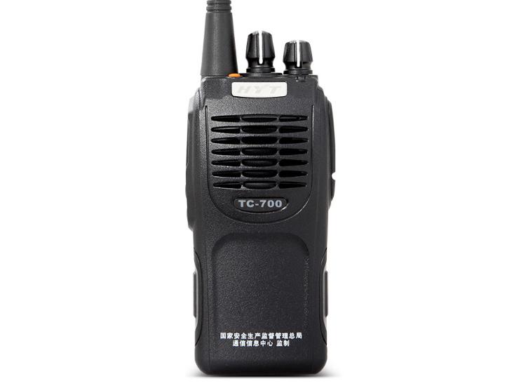 海能达TC700EX  对讲机