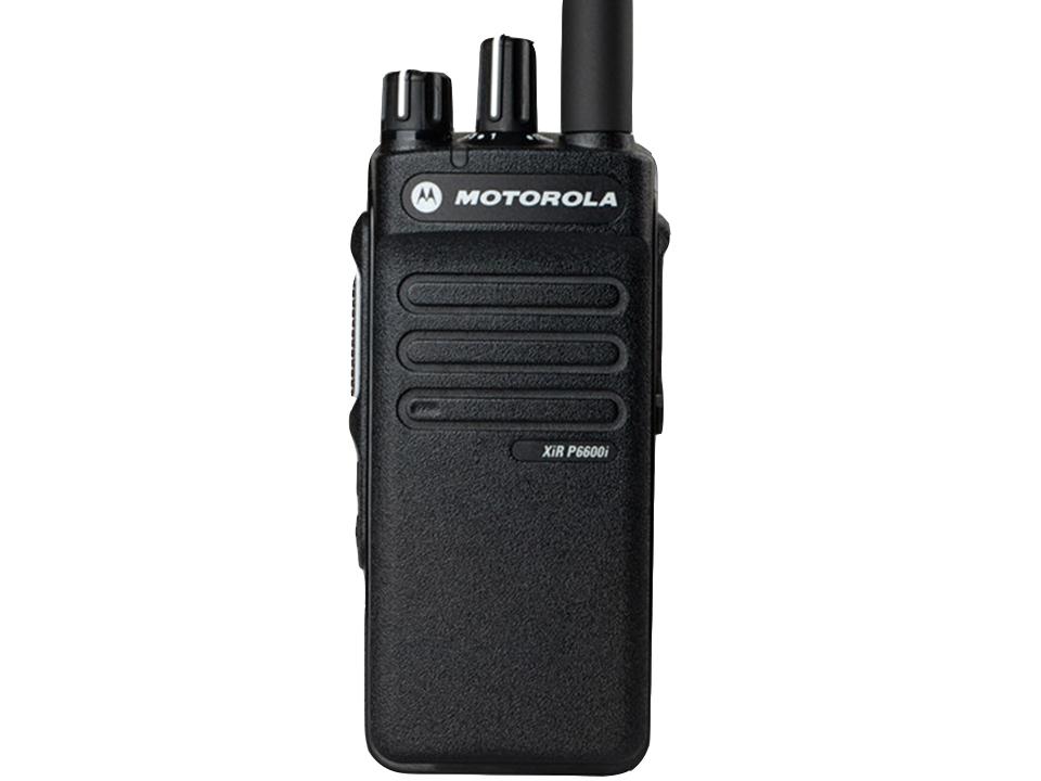 摩托罗拉XIR P6600I(数字防爆对讲机)