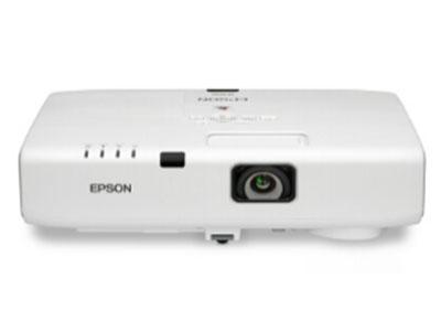 爱普生  EB-C1020XN 1.6倍光学变焦,双USB,HDMI接口,垂直及水平校正,灯泡标准模式4000小时,可选配ELPAP07无线网卡支持无线传输,但不标配,全封闭防尘