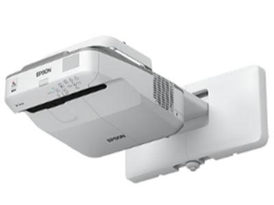 爱普生 CB-680 灯泡标准模式5000小时,ECO模式10000小时,超短焦52厘米投80英寸,双HDMI接口,内置16W扬声器,带话筒接口,双USB,支持无线,3年整机+1年灯泡保修。