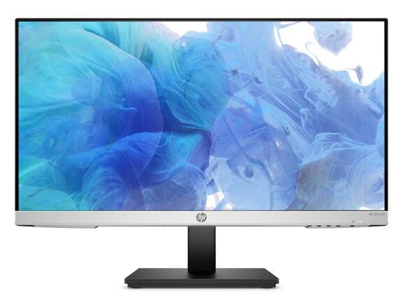 惠普(HP)24MH 23.8英寸 IPS 升降旋转 内置音箱 微边框 低蓝光爱眼 显示器 显示屏(带HDMI线)
