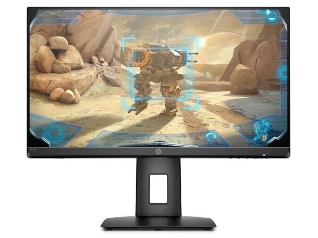 惠普(HP)家用商务办公游戏电竞高清电脑屏幕显示器 25X 24.5英寸窄边框升降旋转144Hz