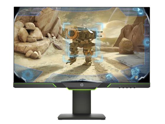 惠普(HP)27X 暗影精灵 27英寸 FHD分辨率 144Hz 吃鸡游戏电竞 电脑液晶爱眼显示器