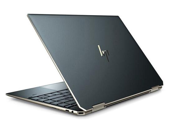 "惠普 Spectre x360 13-aw2043TU 笔记本 i7-1165G7/13.3"" UHD/16G/1T SSD/UMA/Win10/WiFi6+BT5.0/波塞冬蓝/3-3-3+1y意外损坏险/Non-ODD/AR AMOLED/Hub/Pen"