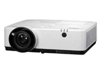 NEC  CA4200U 全新液晶教育投影机,冲突风冷系统,整机质保三年(含灯泡),双层过滤网超强防尘;自动节能模式;内置了3档色彩增强模式;无缝切换功能;无PC演示功能;背景色校正功能;全面支持桌面及移动设备的无线投影功能;内置四点校正功能及垂直和水平梯形校正;内置16W音箱;