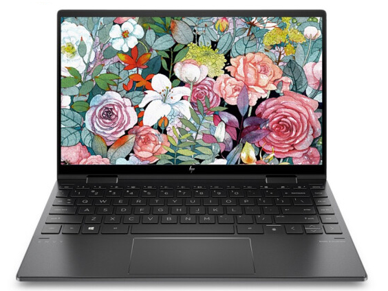 """惠普 ENVY x360 13-bd0009TU 笔记本 i7-1165G7 /13.3""""/16G/512G SSD/UMA/Win10/AX2*2+BT/Silver//1-1-0/360 Touch/1-1-0//FHD IPS 1W/Backlit/FPR"""