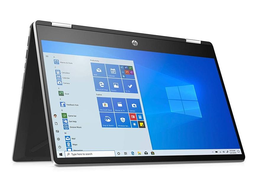 """惠普 Pavilion x360  14-DW1032TU 笔记本 i5-1135G7/14.0""""/16G/512G SSD/UMA/Win10/AC 1*1+BT/Touch/1-1-0//FHD IPS/FPR/BL/Tencent/FF+/Pen/教育机型"""