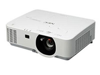 NEC  CB4600U 无机液晶板,垂直/水平/梯形校正,四点校正,枕型校正;水平垂直镜头位移;加强型防尘过滤网;1.6/1.7倍变焦,支持HDBASEE-T长距离传输